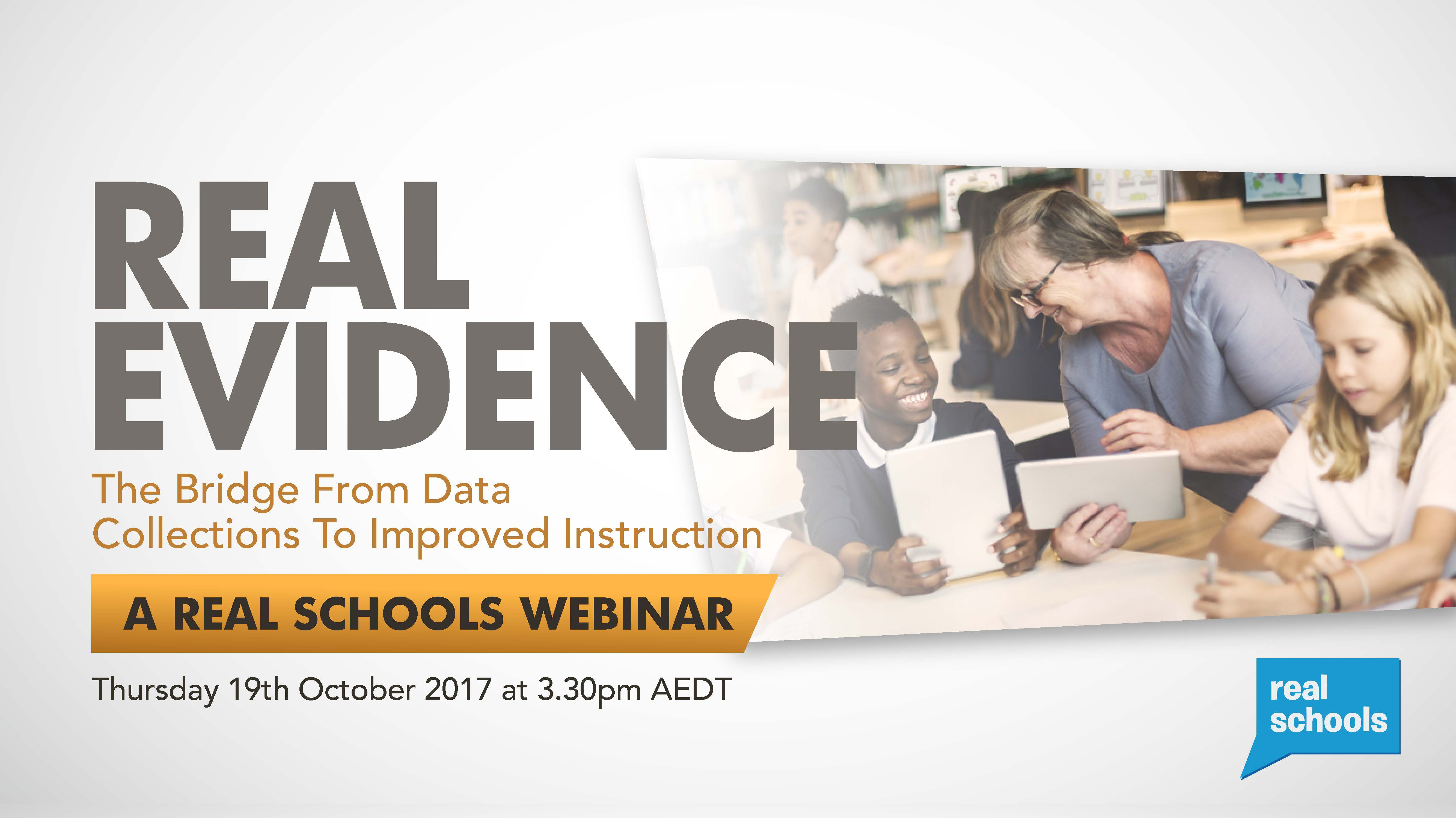 Real Evidence RS webinar